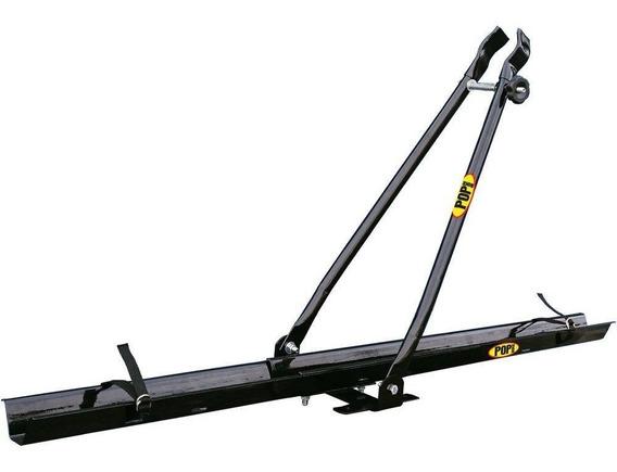 Calha Transporte De Bike - Transbike, Rack De Teto Pop Bike