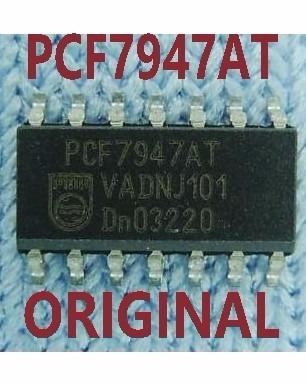 Ci Pcf7947at 7947 Smd Transponder Da Chave Renault Fiat