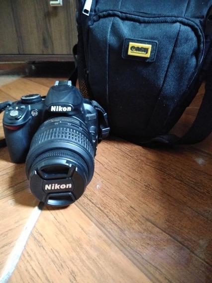 Camera Semi Profissional Nikon D3100
