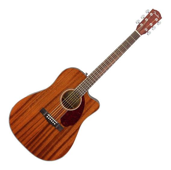 Guitarra Electroacústica Fender Cd-140sce All-mahogany
