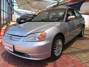 Honda Civic Sedan Ex 1.7 16v