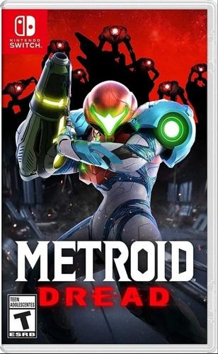 Imagen 1 de 1 de Metroid Dread Nintendo Switch