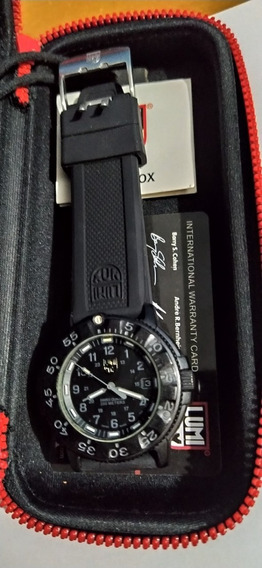Luminox Navy Seal Dive Series 3000/3900 V3 -blackout Dial