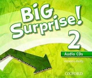 Big Surprise! 2 Class Audio Cd X3 De Sin Datos Oxford Unive