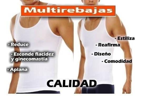 Faja Bvd Licra Interior Para Hombre Moldeadora Sm Colombiana