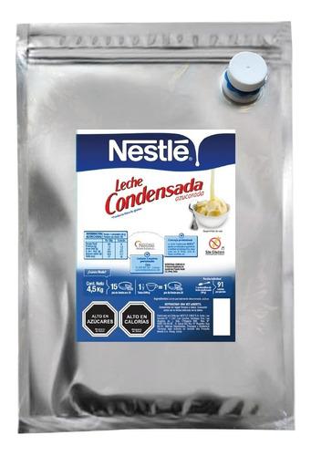 Leche Condensada Nestlé® Bolsa 4,5kg