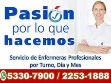 Enfermeras Las 24 Horas Los 365 Días Del Año Llama 5330-7900