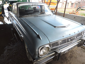Ford Falcòn 1968 Impecable, Esta En Marcha Con 150000 Kms.
