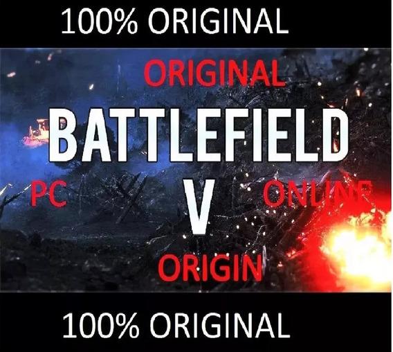 Battlefield 5 Pc Online Original Origin Online Bfv Bf5