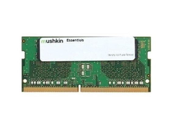 Memoria Mushkin Essentials Sodimm Ddr4 16gb 2666mhz