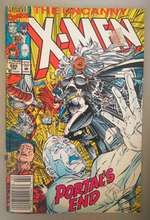 The Uncanny X Men #285 Marvel Comics