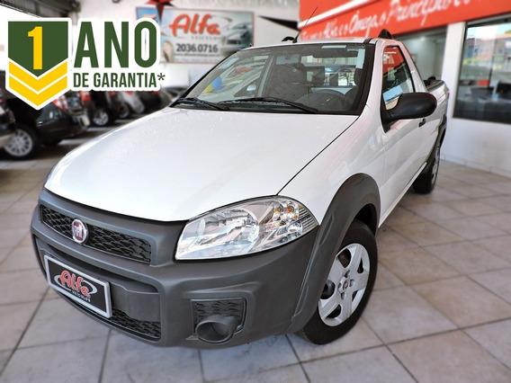 Fiat Strada Hard Working 1.4 - Único Dono