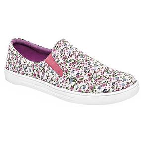 Zapatos Sneaker Dama Multicolor Yondeer Textil Udt U75076