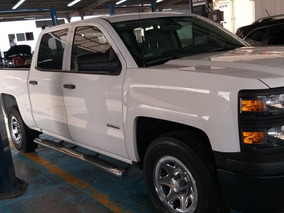 Chevrolet Silverado 6.03500 Chasis Cab V8 Man Aa At 2015