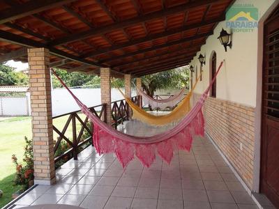 Casa Mobiliada Para Venda Ou Locação - Praia De Tabatinga - Conde - Pb - Ca0149