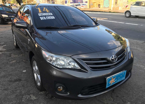 Imagem 1 de 12 de Toyota Corolla 2014 1.8 16v Gli Flex Aut. 4p