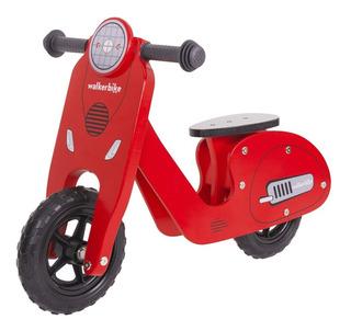 Bicicleta Walkerbike Sin Pendales Metal Infantil Seguridad