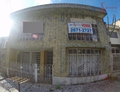 Imagem 1 de 3 de Terreno À Venda, 247 M² Por R$ 860.000,00 - Vila Formosa - São Paulo/sp - Te0166