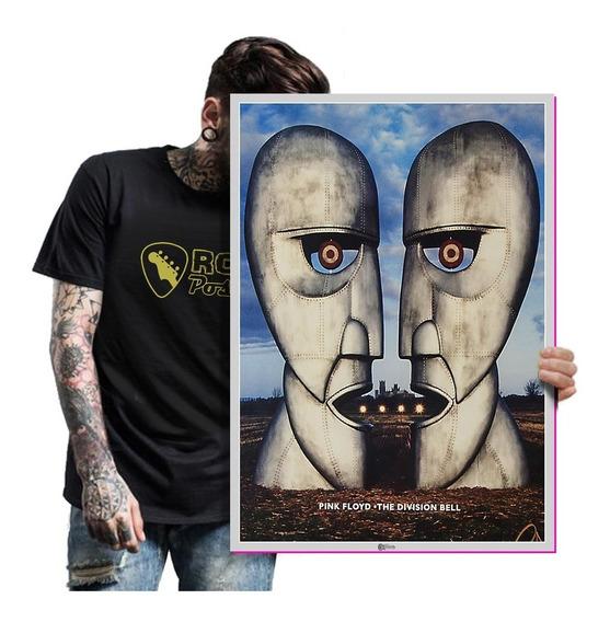 Poster Idolos Rock Pink Floyd Syd Barrett Quadro Art A2 25