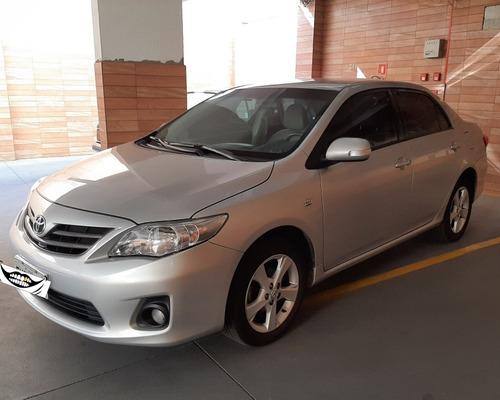 Imagem 1 de 14 de Toyota Corolla 2012 2.0 16v Xei Flex Aut. 4p