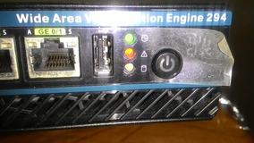 Servidor Cisco Wide Area Virtualization Engine 294
