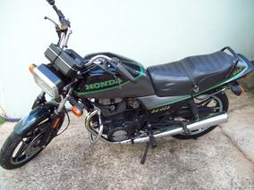 Honda Cb 450 Ano 1986 Com 29000 Km