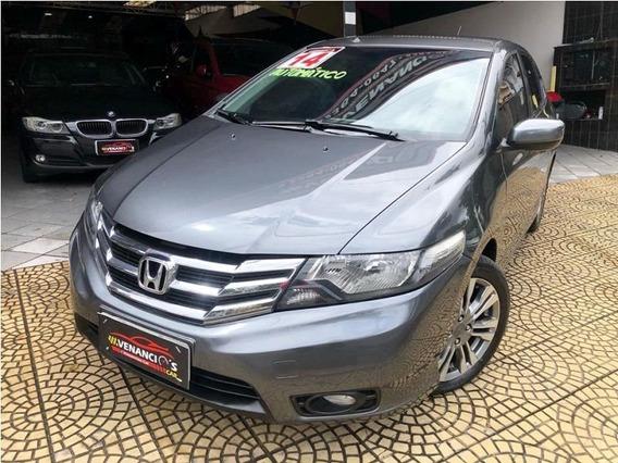 Honda City 1.5 Lx 16v Flex 4p Automático - Venancioscar