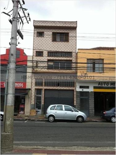 Predio Inteiro - Centro - Sao Caetano Do Sul - Sao Paulo    Ref.:  - 8711