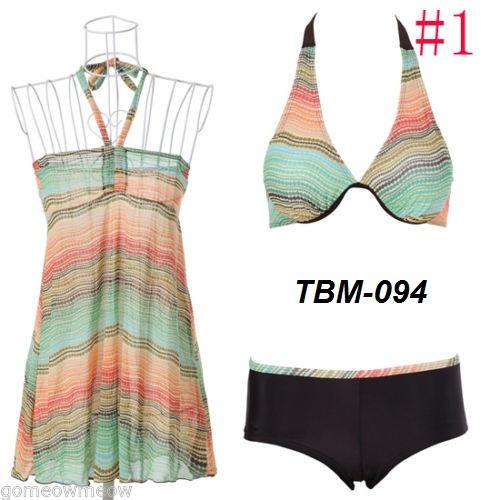 Dama Traje De Baño Trikini Mujer. Bikinis, Solamente Talla Extrachica Proporcione Medidas Busto Y Cadera