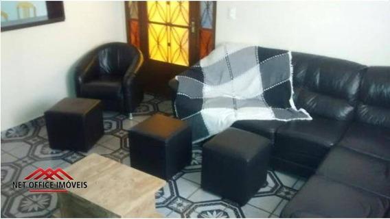 Casa Com 3 Dormitórios À Venda, 150 M² Por R$ 450.000,00 - Jardim Del Rey - São José Dos Campos/sp - Ca0142