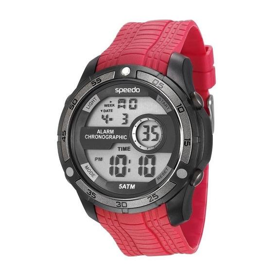 Relógio Speedo Masculino Ref: 81147g0evnp3 Esportivo Digital