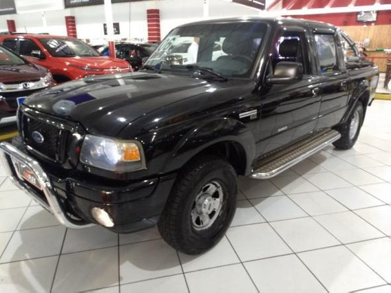 Ford Ranger Xls 2.3 16v 4x2 2006 Cabine Dupla Preta
