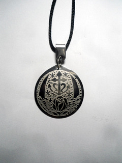 Medalha Cruz De Camargue Símbolo De Santa Sara Kali, Ciganos