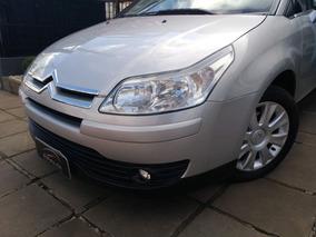 Citroën C4 Pallas Exclusive 2.0 2013 Prata Flex