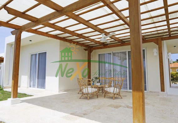 Hermosa Casa Tipo Villa De Oportunidad Sosua (trc-174a)