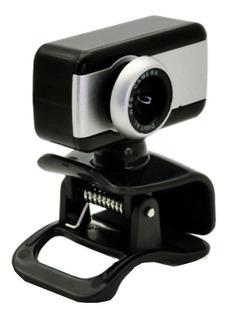Camara Web 480p Para Computador Llamadas Micrófono Chat