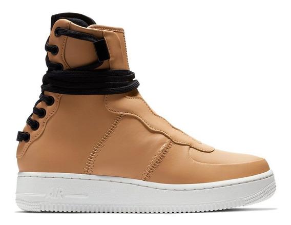 Zapatillas Nike Mujer Air Force 1 Rebel- 6823 - Moov