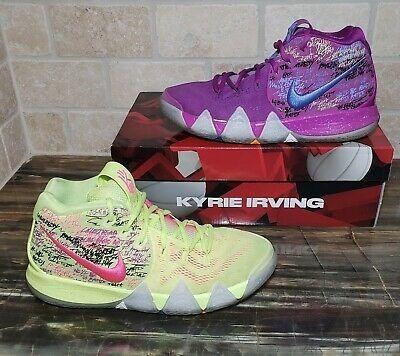 Tenis Nike Kyrie Irving 4 Confetti Edition Original
