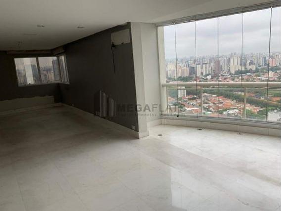 06722 - Flat 3 Dorms. (3 Suítes), Brooklin Novo - São Paulo/sp - 6722