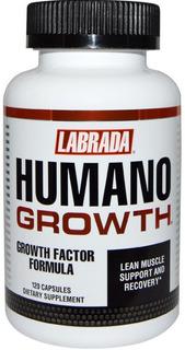 Humano Growth Fatores De Crescimento Gh Igf-1 Hgh 120 Cáps.