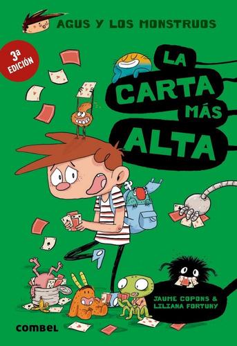 Imagen 1 de 1 de Agus Y Los Monstruos La Carta Más Alta