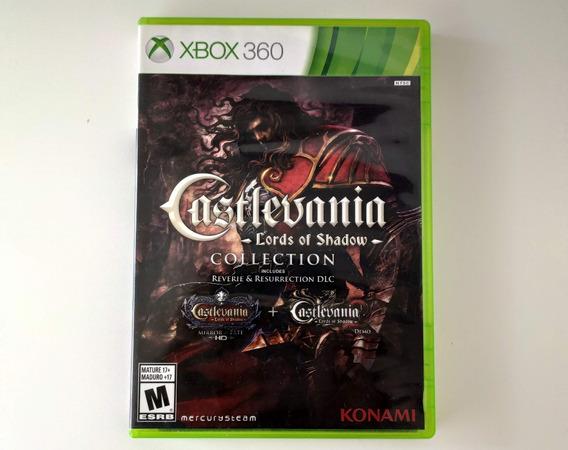 Castlevania Lords Of Shadow 1 Xbox 360 Semi Novo Usado