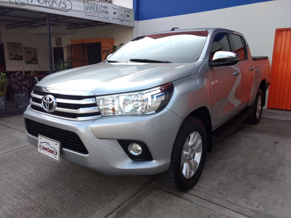 Toyota Hilux Blindada Nivel 2 Plus