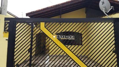 Casa Residencial À Venda, Vila Guilhermina, Praia Grande. - Ca1068
