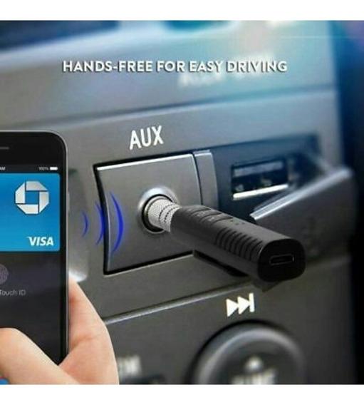 Receptor Audio Bluetooth 3.5 Mm Música 4vrd