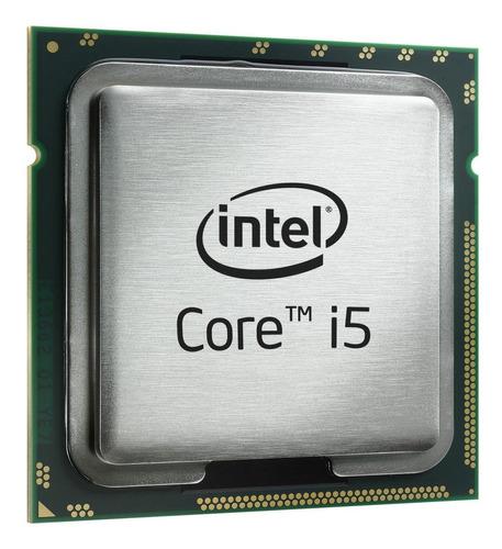 Imagem 1 de 2 de Processador gamer Intel Core i5-2500 CM8062300834203 de 4 núcleos e 3.3GHz de frequência com gráfica integrada