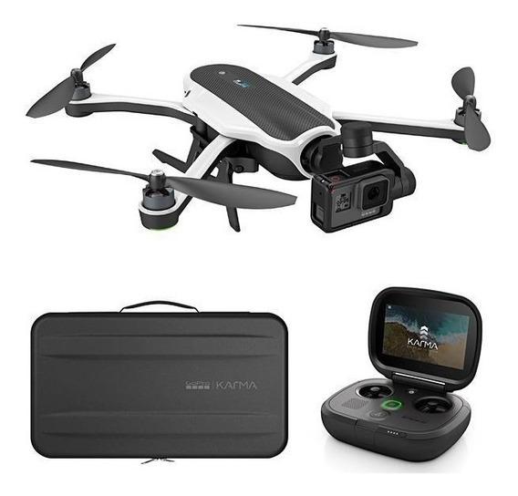 Drone Karma Qkwxx 0511 + Câmera Gopro Hero 5 Black