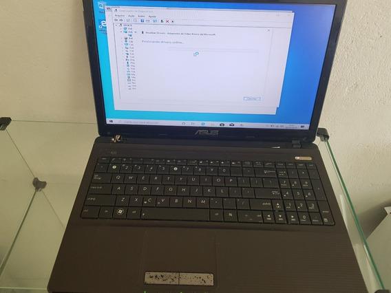 Notebook Asus X54u Hd 250gb 4gb Memoria