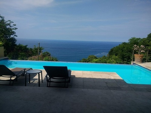 Encantadora Villa Cuatro Recamaras Con Vista Panoramica