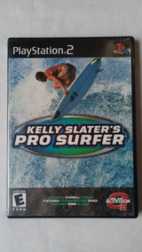 Kelly Slater´s Pro Surfer Ps2 100% Original